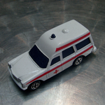 CORGI JUNIORS Mercedes Benz 2200 binz Ambulance 90's diecast model vgc @SOLD@